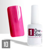 One Step gel UV/LED 3v1 amarant 15ml (A)