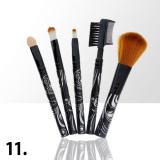Sada štětců na make-up KIT 11 (5ks)