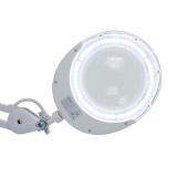 Stolní lampa s lupou ELEGANTE 6025 60 LED SMD 5D