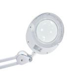 Stolní lampa s lupou ELEGANTE 6025 60 LED SMD 5D (AS)