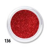 Glitterový prach č. 136 - nádobka (A)
