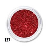Glitterový prach č. 137 - nádobka (A)