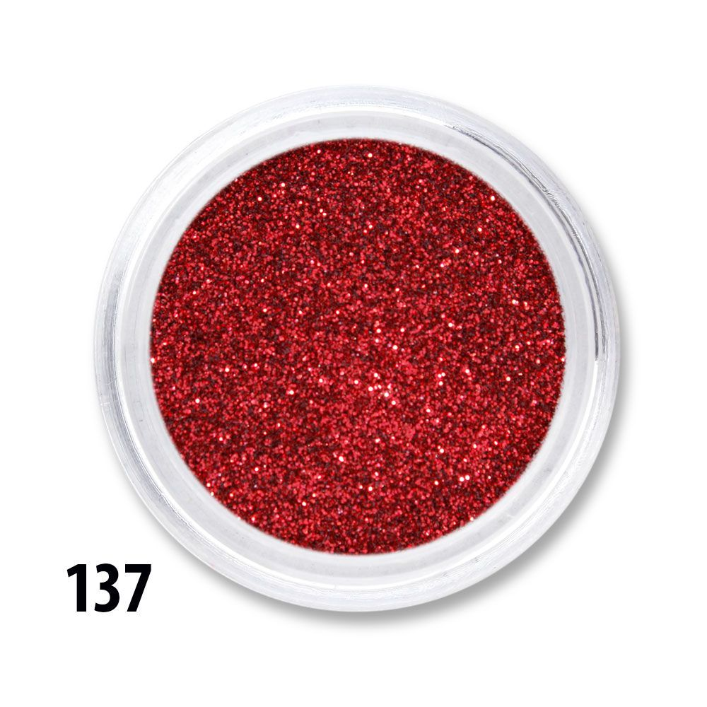 Glitterový prach č. 137 - nádobka