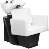 Kadeřnický mycí box GABBIANO ANKARA bílý (AS)