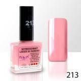 Lak na nehty NTN - 213 světle růžový - 10ml (A)