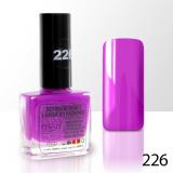 Lak na nehty NTN - 226 fialový - 10ml (A)