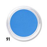 Barevný neonový akryl modrý (A)