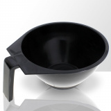 Miska na míchání barev, černá (A)