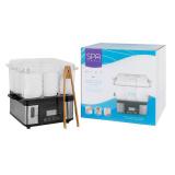 Ohřívač ručníků SPA SIMPLU + ručníky (AS)