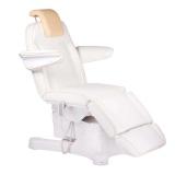 Elektrické kosmetické křeslo Napoli BG-207A bílé