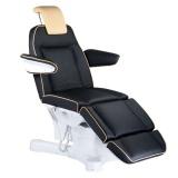 Elektrické kosmetické křeslo Napoli BG-207A černé