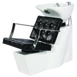 Kadeřnický mycí box GABBIANO MARBELLA černý (AS)