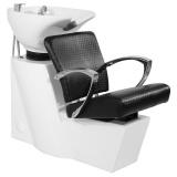 Kadeřnický mycí box GABBIANO SEVILLA černý (AS)
