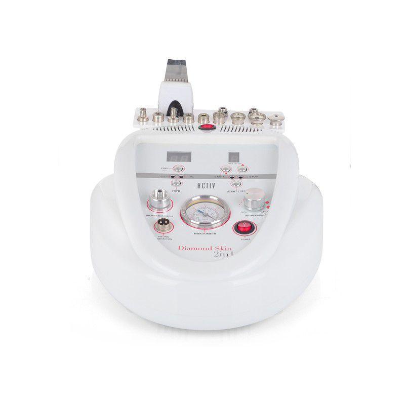Zařízení 2v1 AM902 (Mikrodermabraze, kav. peeling) AS