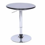 Barový stolek HC-180 černý (V)