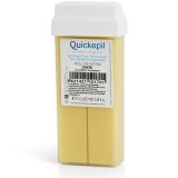 Depilační vosk QUICKEPIL - rolka 100g lemon (AS)