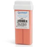 Depilační vosk QUICKEPIL - rolka 100g růže (AS)
