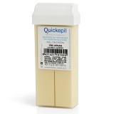 Depilační vosk QUICKEPIL - rolka 100g zinek-argan (AS)