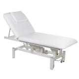 Elektrický masážní stůl BD-8230 bílý