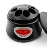 STEAM OFF - Parní zařízení na odstraňování hybridních laků 36W - černé (A)
