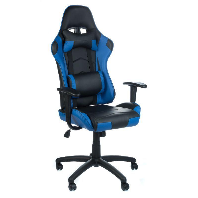 Kancelářská židle RACER CorpoComfort BX-3700 modrá