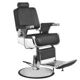 Barbers křeslo GABBIANO ROYAL II černé (AS)