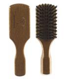 Stylový kartáč na bradu - široký (B)