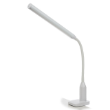 Stolní lampička LED 7W CLIP BC-8236C bílá (BS)