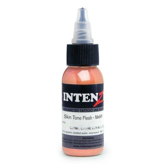 Tetovací barva Intenze Ink 30ml, Andy Engel - Skin Tone Flesh Medium (K)