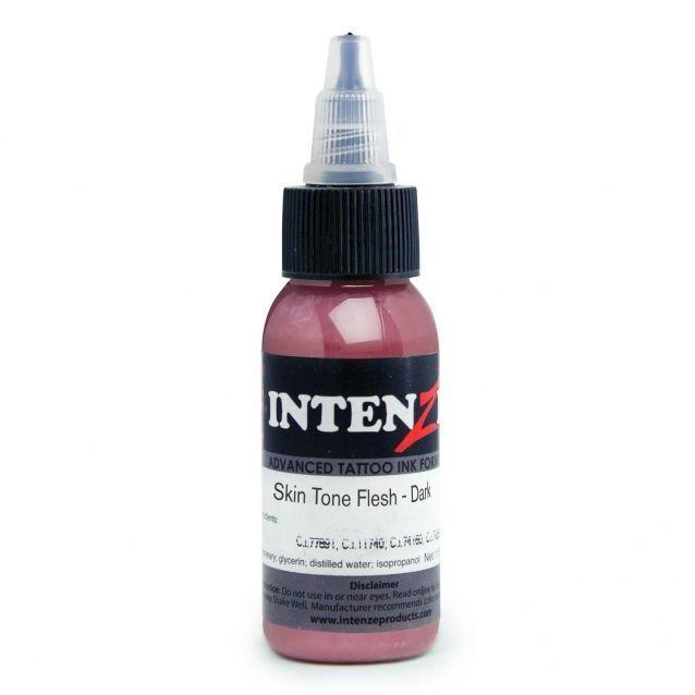 Tetovací barva Intenze Ink 30ml, Andy Engel - Skin Tone Flesh Dark (K)