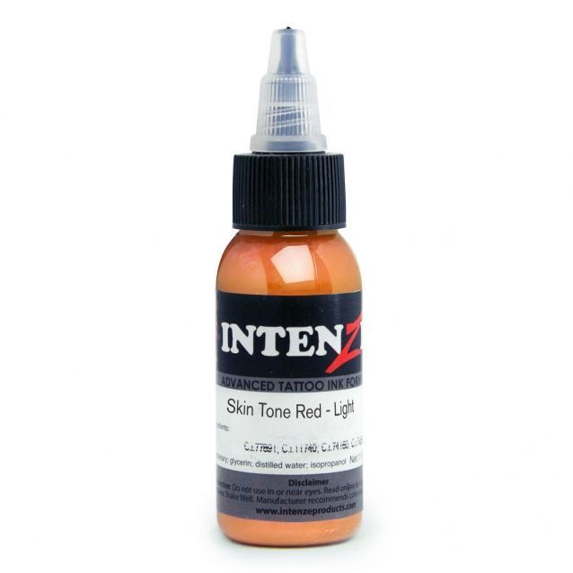 Tetovací barva Intenze Ink 30ml, Andy Engel - Skin Tone Red Light (K)