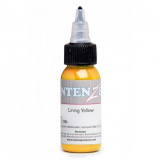 Tetovací barva Intenze Ink 30ml, Lining Yellow (K)