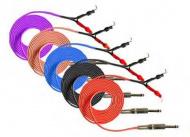 Springless Silicone Clip Cord - 1,8 m (NATS)