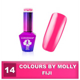 14 Gel lak Colours by Molly 10ml - Fiji (A)