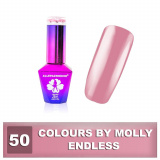Gel lak Colours by Molly 10ml - Endless