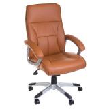 Ergonomické křeslo CorpoComfort BX-5085B oranžovo-hnědé (BS)