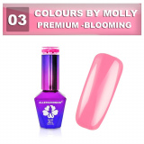 03 Gel lak Colours by Molly PREMIUM 10ml -BLOOMING- (A)