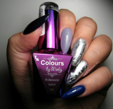Gel lak Colours by Molly PREMIUM 10ml -QUEEN OF THE NIGHT-
