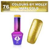 76 Gel lak Colours by Molly 10ml - Mari Gold (A)