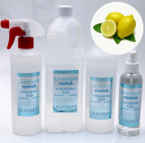 Dezinfekce na ruce 200 ml sprej - citronové aroma (AM)