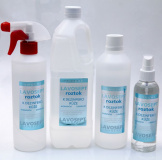 Dezinfekce na ruce 500 ml (náhradní náplň) - bez aroma (AM)
