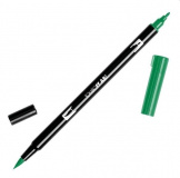 Oboustranné pero - TOMBOW zelené (K)