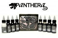 Panthera Black Shading Collection set 8x30ml (K)