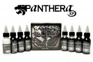 Panthera Black Shading Collection set 8x30ml