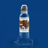 World Famous Ink - Navy Seals Blue 30ml