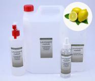 Dezinfekce na nástroje a plochy 500 ml náhradní náplň - aroma citron (AM)