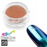 Pyl na nehty - CHAMELEON efekt 08 (A)