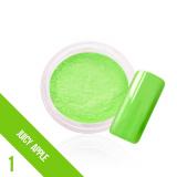 Svítící zdobný prach Glow - 1. Juicy Apple (A)