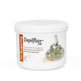 Cukrová depilační pasta DEPILFLAX medium 720g (AS)