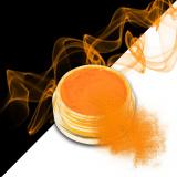 Nehtový pyl SMOKE NAILS - smoke efekt 04 NEON LIGHT ORANGE (A)